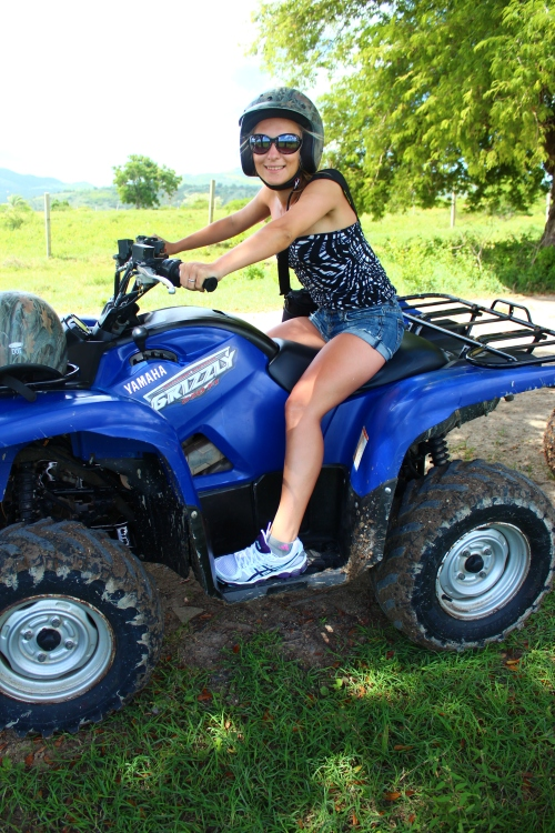ATV tour in Antigua