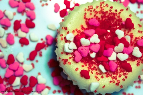 Mini Valentine's Cheesecakes 2