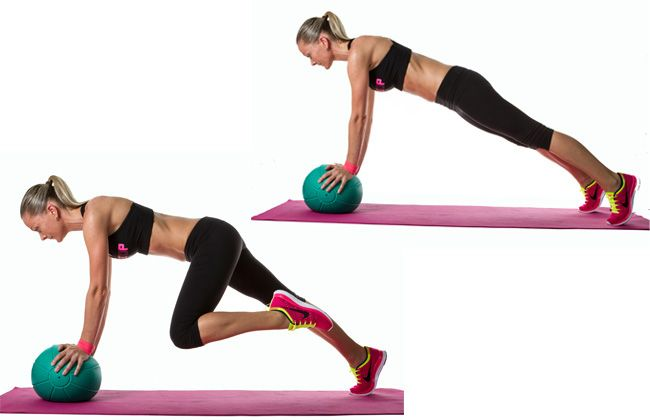 Mountain Climbers: Your Arms, Legs And Core Will Thank You ...