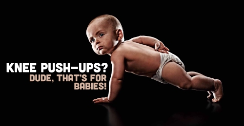 push ups for babies