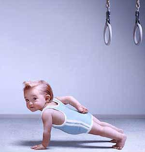 baby-pushups
