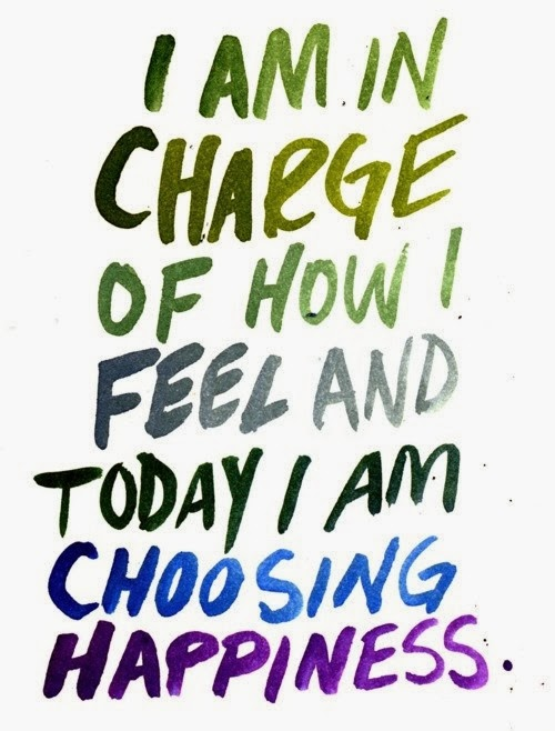 I'm Choosing Happiness
