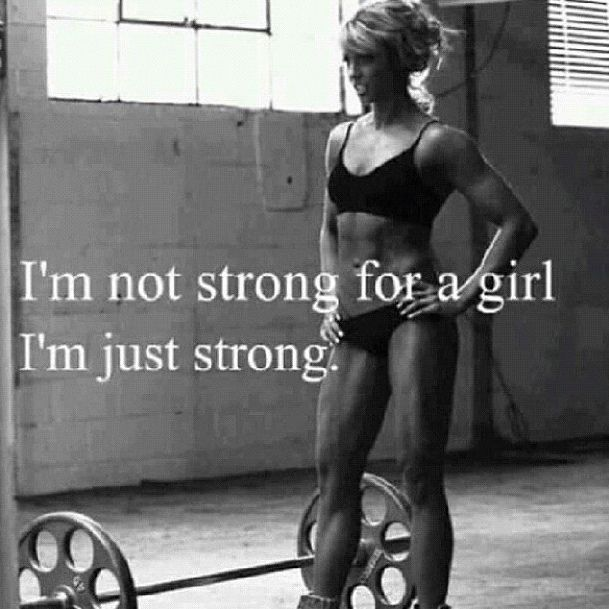 I M Just Strong