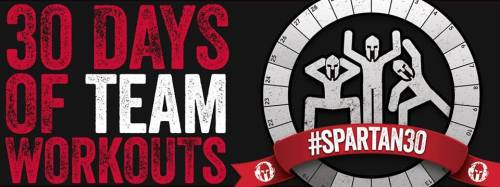 30 days of team workouts