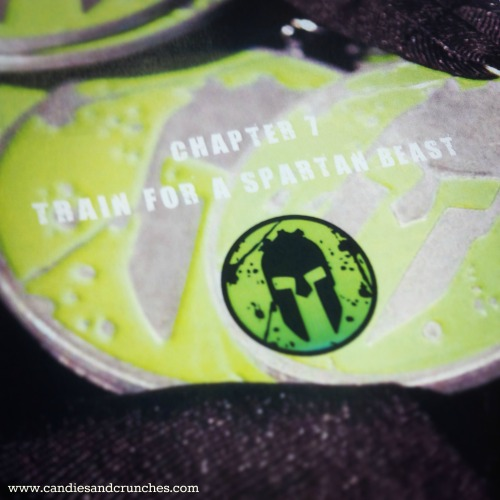 training for a Spartan Beast