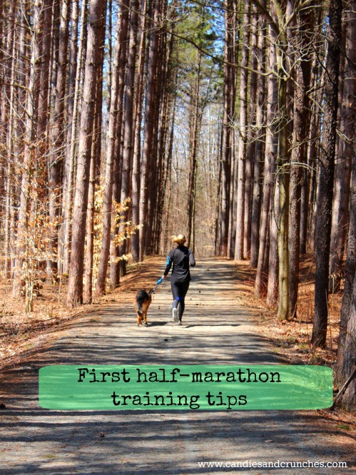 First half-marathon training tips